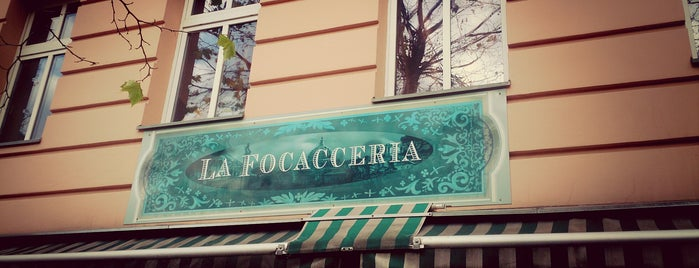 La Focacceria is one of Berlin.