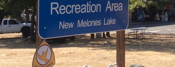 Glory Hole Recreation Area is one of Sonora's Active Four Square List.