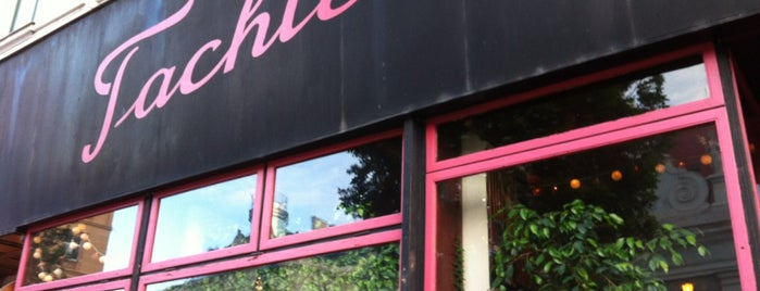 Tachles is one of Exotische & Interessante Restaurants In Wien.