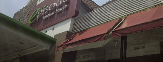 Episode Factory Outlet is one of Bandung ♥.