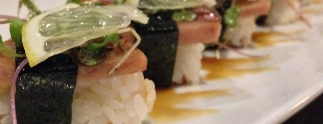 Ang's Sushi Bistro is one of The 13 Best Japanese Restaurants in Chesapeake.