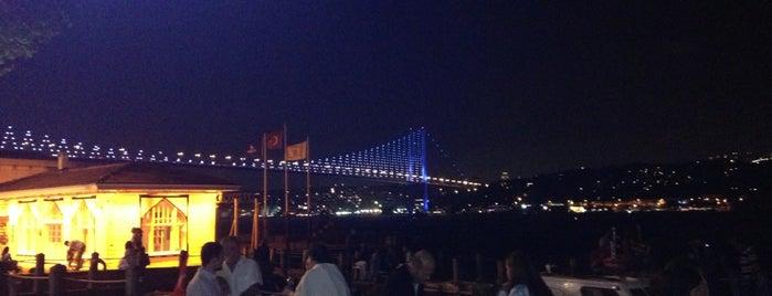 Beylerbeyi Marina Balik is one of to go & eat.