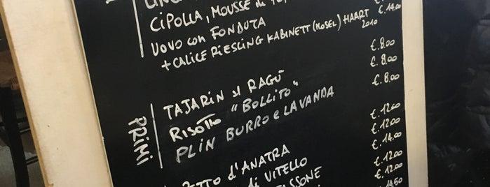 Osteria More e Macine is one of Alba e Langhe.