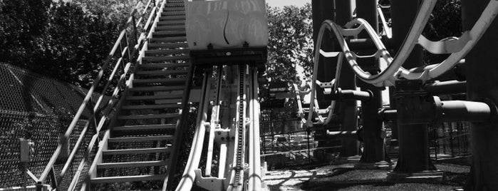 Psycho Mouse is one of ROLLER COASTERS.