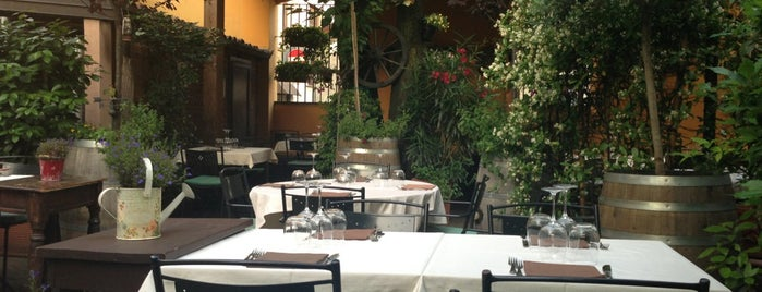 Ristorante Pupurry is one of i posti di Nat - mangiare a Milano.