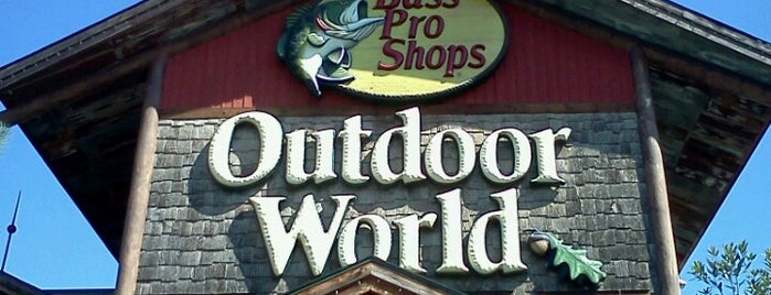 Bass Pro Shops is one of Favorites places in Birmingham, AL.