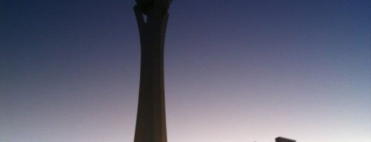 Stratosphere Casino, Hotel & Tower is one of USA Trip 2013 - The Desert.
