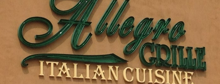 Allegro Grille is one of Dining Tips at Restaurant.com Philly Restaurants.