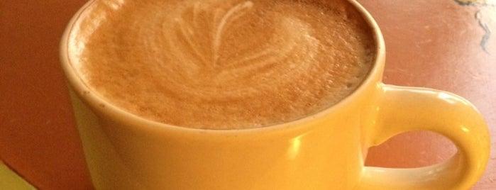 Zen Den Coffee Shop is one of places.