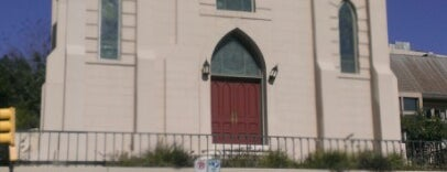 Holy Grounds (St. David's Episcopal Church) is one of Coffee!.