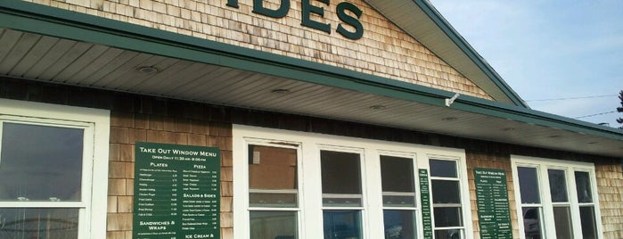 Tides is one of Favorite places in MA.