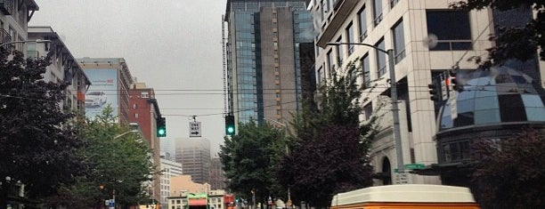 Downtown Seattle is one of West Coast.