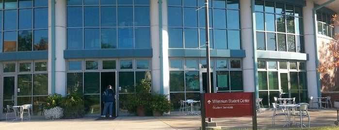 UMSL Millennium Student Center is one of Places I End Up Frequently.