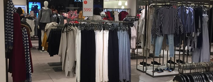ZARA is one of All-time favorites in Indonesia.