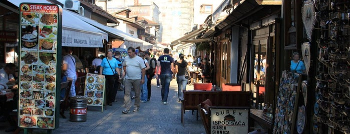Sarajevo is one of Capital Cities of the World.