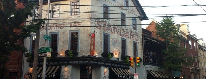 Standard Tap is one of Roadtrippin.