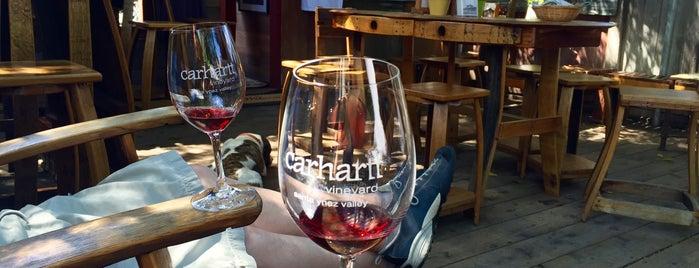 Carhartt Vineyard Tasting Room is one of Travel Guide to Santa Barbara.