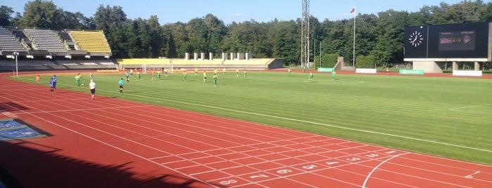 S.Dariaus ir S. Girėno stadionas is one of Summer Events To Visit....