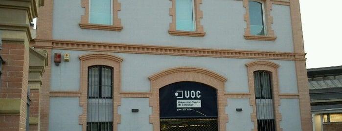 UOC - Seu de Reus is one of Seus UOC / Sedes UOC.