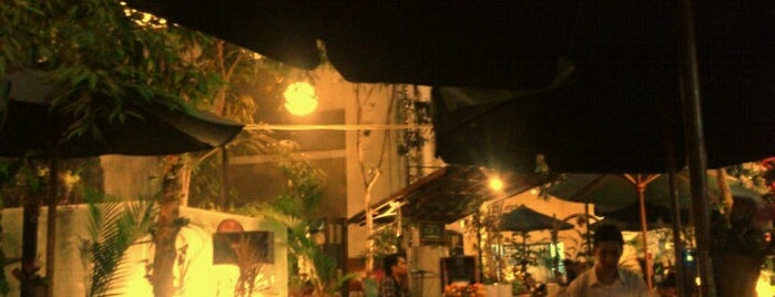 The Kiosk Coffee Bar is one of Most visit Food place in Bandung.