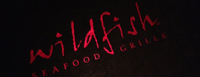 Wildfish Seafood Grille is one of San Antonio Eats.