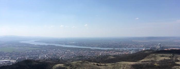 Vaskapu Brilli Gyula Menedékház is one of Budai hegység/Pilis.