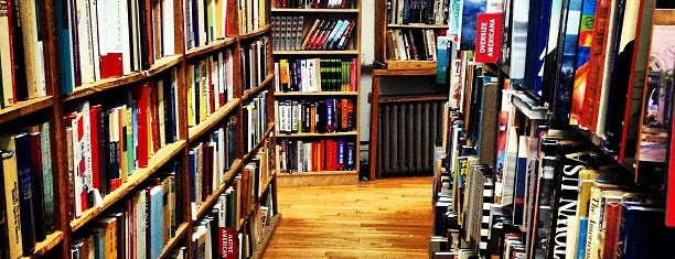 Strand Bookstore is one of Must go in NY.