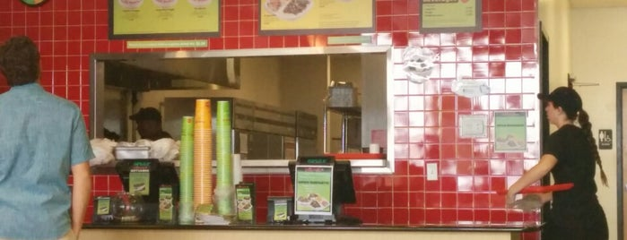 The Flame Broiler is one of Jacksonville.