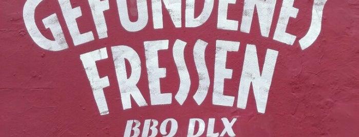 Gefundenes Fressen BBQ DLX is one of HAM × Eat × Drink.