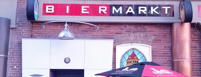 Bier Markt Esplanade is one of Toronto Beer.