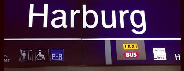 Bahnhof Hamburg-Harburg is one of DB ICE-Bahnhöfe.