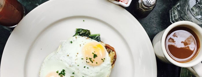 Juliette is one of NYC's Must-Eats, Brunch.