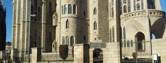 El Camino de Santiago - Astorga is one of Camino de Santiago.