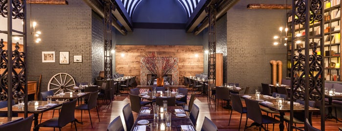 The Milling Room is one of Best 200 Spots to Eat in Manhattan.