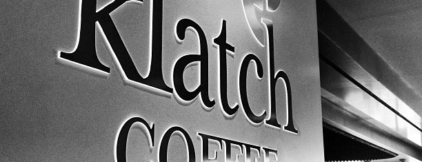 Klatch Coffee is one of World Coffee Places.