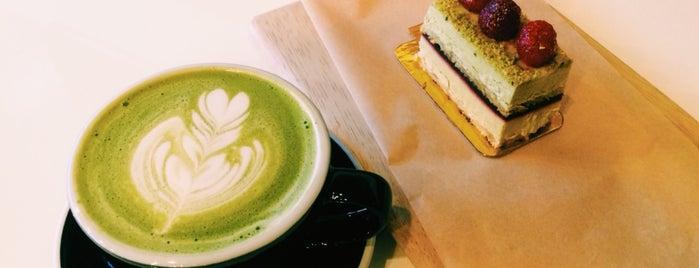 Bibble & Sip is one of 25 Top Coffee Shops in NYC.