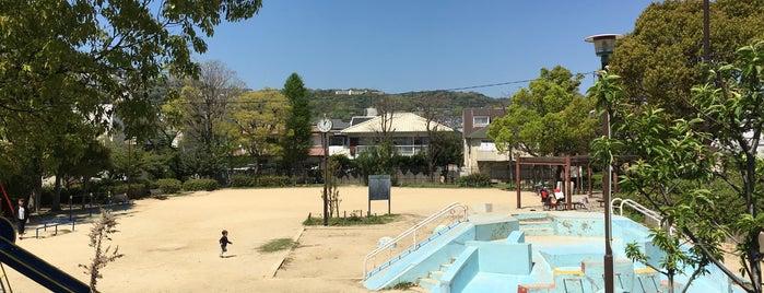 深谷公園 is one of 公園.