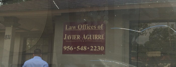 Law Offices of Javier Aguirre is one of Bill.