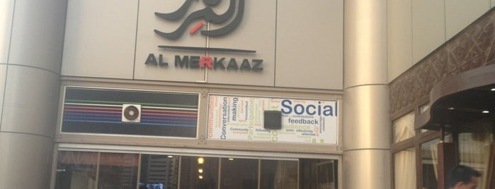 Al Merkaaz is one of Dubai Food.