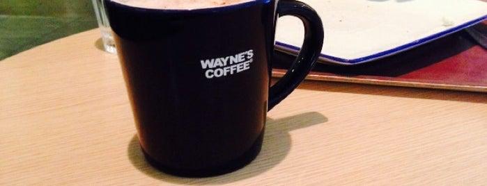 Wayne's coffee is one of Guide to Örebro's best spots.