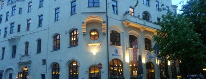 Wirtshaus in der Au is one of The 15 Best Places with Good Service in Munich.