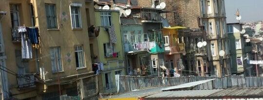 Çukur is one of İstanbul | Beyoğlu İlçesi Mahalleleri.