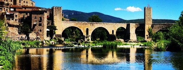 Besalú is one of Destination Catalonia.