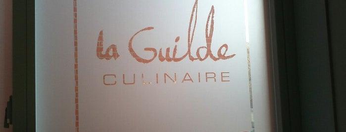 La Guilde Culinaire is one of Monty.