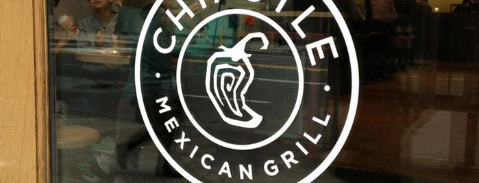 Chipotle Mexican Grill is one of Mexican Resto Venue.