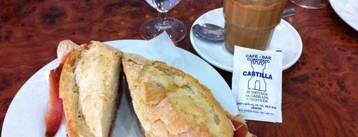 Bar Castilla is one of Bares.