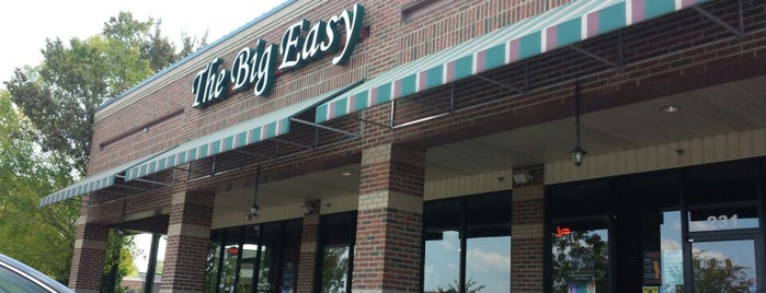 The Big Easy Cary is one of Restaurants.
