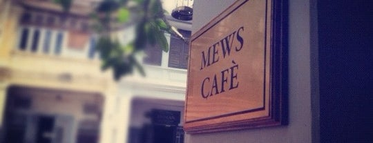 Mews Cafe is one of cafe&restaurant.