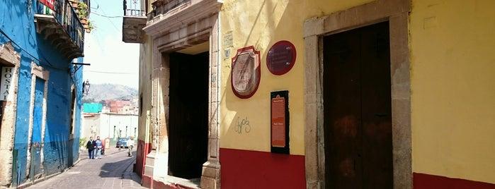 Museo del Pueblo de Guanajuato is one of Guanajuato.