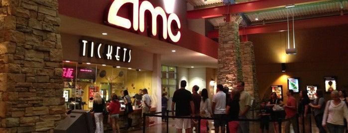 AMC Desert Ridge 18 is one of The 15 Best Comfortable Places in Phoenix.